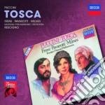 Tosca cd musicale di Pavarotti/freni