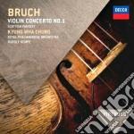 Bruch - Violin Concerto No.1 - Scottish Fantasia - Chung/Kempe cd musicale di Chung/kempe