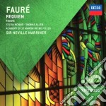 Faure' - Requiem - Marriner cd musicale di Marriner/asmf