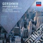 Gershwin - Rapsodia In Blu - Premin/pso cd musicale di Premin/pso