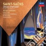 Saint-Saens - Organ Symphony / Piano Concerto No. 2 - Hurford / Roge' cd musicale di Hurford/dutoit/osm