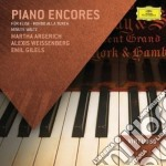 Argerich/gilels - Celebri Brani Per Pianofor cd musicale di Argerich/gilels