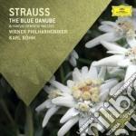 Strauss J. - Sul Bel Danubio Blu + Valz - Bohm/wp cd musicale di Bohm/wp