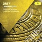 Orff - Carmina Burana - Thielemann cd musicale di Thielemann