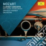 Mozart - Concerto Per Clarineto - Orpheus Chamber Orchestra cd musicale di Orpheus chamber orch