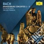 Bach - Brandenburg Concertos Nos.1-3 - Pinnock cd musicale di Pinnock/ec
