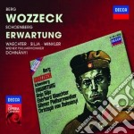 Wozzeck cd musicale di Silja/waechter/dohna