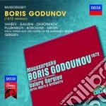 Boris godunov(vers.1872) cd musicale di Vaneev/borodina/gerg