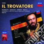Il trovatore cd musicale di Pavarotti/banaudi/me