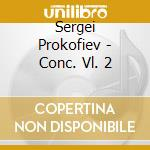 Prokofiev - Conc. Vl. 2 - Jansen cd musicale di Jansen