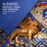 Albinoni / Vivaldi - Concerto Per Oboe - Holliger cd musicale di Holliger