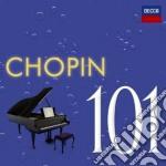 101 chopin cd musicale di Artisti Vari