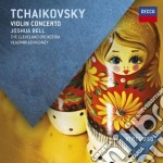 Tchaikovsky - Violin Concerto - Joshua Bell cd musicale di Bell/ashkenazy