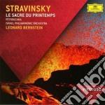 Stravinsky - Sagra/petrouchka - Bernstein/ipo cd musicale di Bernstein/ipo