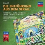 Il ratto dal serraglio cd musicale di Gruberova/battle/sol