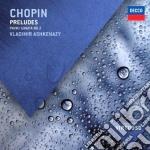 Chopin - Preludes/sonata Per Pf. N2 - Ashkenazy cd musicale di Ashkenazy