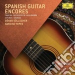 Yepes/sollscher - Spanish Guitar cd musicale di Yepes/sollscher