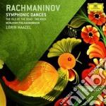 Rachmaninov - Danze Sinfoniche/l'isola - Maazel/bp cd musicale di Maazel/bp