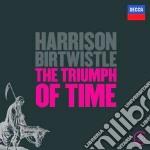 Birtwistle - The Triumph Of Time/earth - Boulez/bbc cd musicale di Boulez/bbc