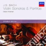 Sonate e partite per vl. cd musicale di Kremer