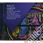 Bach - Magnificat - Gardiner cd musicale di Gardiner