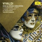 Vivaldi - Wind & String Concertos - Pinnock cd musicale di Pinnock/ec