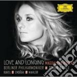 Kozena / Rattle - Love And Longing cd musicale di Kozena/rattle