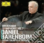 Bruckner - Symphony Nr. 7 - Barenboim cd musicale di Barenboim/sd