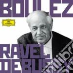 Complete recordings on dg cd musicale di Boulez