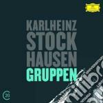 Stockhausen - Gruppen - Abbado/bp cd musicale di Abbado/bp