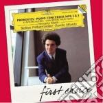Prokofiev - Concerto Per Pf. 1 E 3 - Kissin/abbado cd musicale di Kissin/abbado
