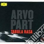 Part - Tabula Rasa - Jarvi cd musicale di Jarvi