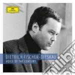 Voice of the century cd musicale di Fischer/dieskau