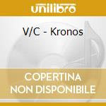 V/C - Kronos cd musicale di Cristina Branco