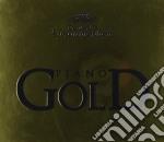 PIANO GOLD - NEW ED.                      cd musicale di Artisti Vari