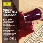 Mascagni - Cavalleria Rusticana - Sinopoli cd musicale di Sinopoli