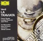 La traviata cd musicale di Levine