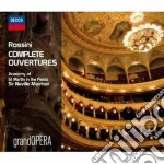 Complete ouvertures cd musicale di Marriner