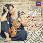 Sonatas and partitas cd musicale di Tchackerian