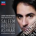 Beethoven - Piano Conc. 1 & 4 - Abboud Ashkar cd musicale di Ashkar Abboud