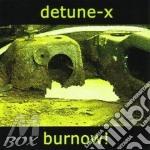 BURNOW                                    cd musicale di DETUNE-X