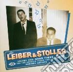 Leiber & Stoller Story Vol.1 1951-1956 cd musicale di Artisti Vari