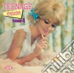 Teenage Crush 4 cd musicale di Crush Teenage