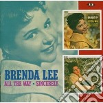 Brenda Lee - All The Way/sincerely cd musicale di Brenda Lee