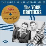 York Brothers - Long Time Gone cd musicale