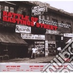 Battle Of Hasting Street: Raw Detroit Blues cd musicale di Artisti Vari