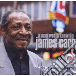 James Carr - Man Worth Knowing- 1990's Goldwax & Soul cd musicale