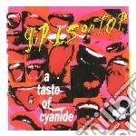 Girls On Top - Taste Of Cyanide cd musicale di Girls on top