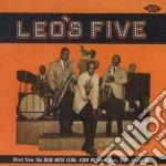 Leo's Five - Direct From The Blue Note Club cd musicale di Five Leo's