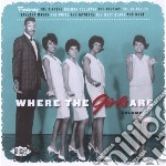 Where The Girls Are 7 cd musicale di AA.VV.